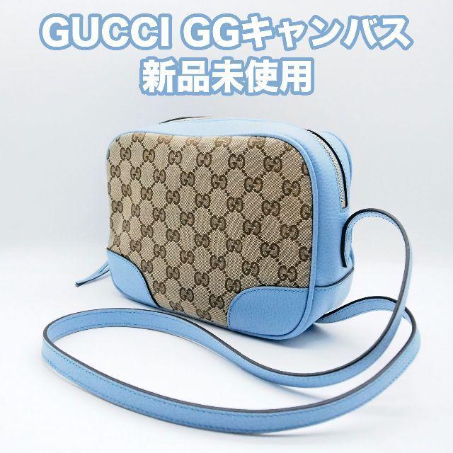 Gucci - 【新品】【送料込み】グッチ GGキャンバス ショルダーバッグの通販 by samsne