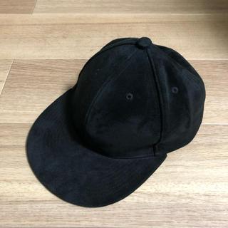 トゥモローランド(TOMORROWLAND)のKIJIMA TAKAYUKI / Goat Leather cap 希少(キャップ)
