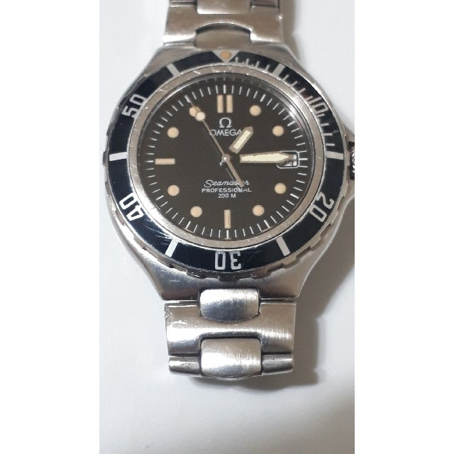 OMEGA - 【電池交換済み】OMEGA・Seamaster professional200Mの通販 by tommy06274532's shop