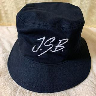 サンダイメジェイソウルブラザーズ(三代目 J Soul Brothers)のJ.S.B.ハット 帽子(ハット)