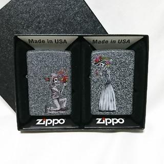 ジッポー(ZIPPO)のZIPPOジッポーライター ペア 28987(タバコグッズ)
