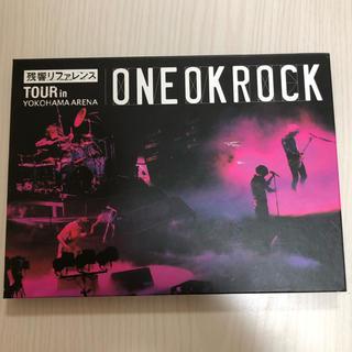 "ONE OK ROCK - ONE OK ROCK/""残響リファレンス""TOUR in YOKOHAMA …"