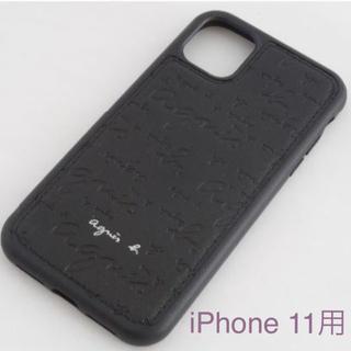 アニエスベー(agnes b.)のagnes b.(アニエスベー) スマホケース iphone 11用(iPhoneケース)