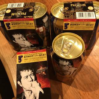 サントリー(サントリー)の矢沢永吉 数量限定 プレミアムモルツ 5本 プレモルツ(ビール)