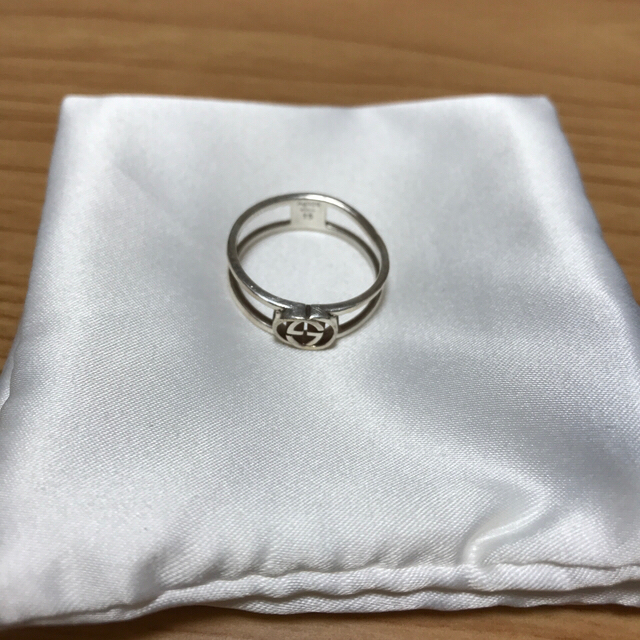 Gucci - GUCCI指輪の通販 by ぽむちゃか's shop