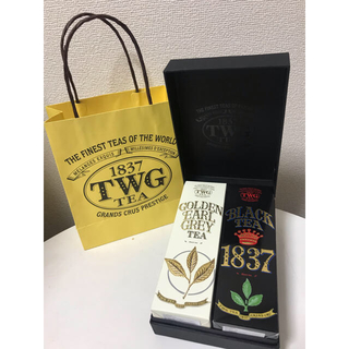 AfternoonTea - TWG 高級紅茶セット