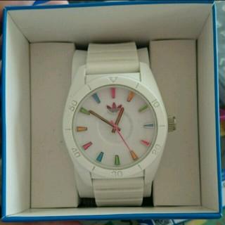 アディダス(adidas)のアディダス 腕時計 ★箱なし★(ラバーベルト)
