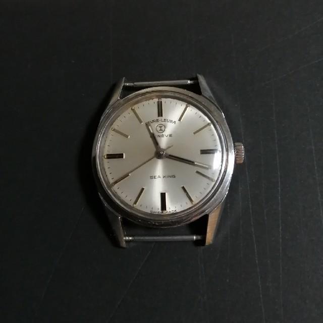 腕時計 スーパーコピー 見分け 、 ファーブルルーバ SEA KING 手巻き アンティークの通販 by Roxie Hart's shop