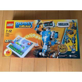 レゴ(Lego)のLEGO レゴ ブースト クリエイティブ・ボックス 17101 新品未開封品(知育玩具)
