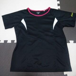 アシックス(asics)のランニングTシャツ(Tシャツ(半袖/袖なし))