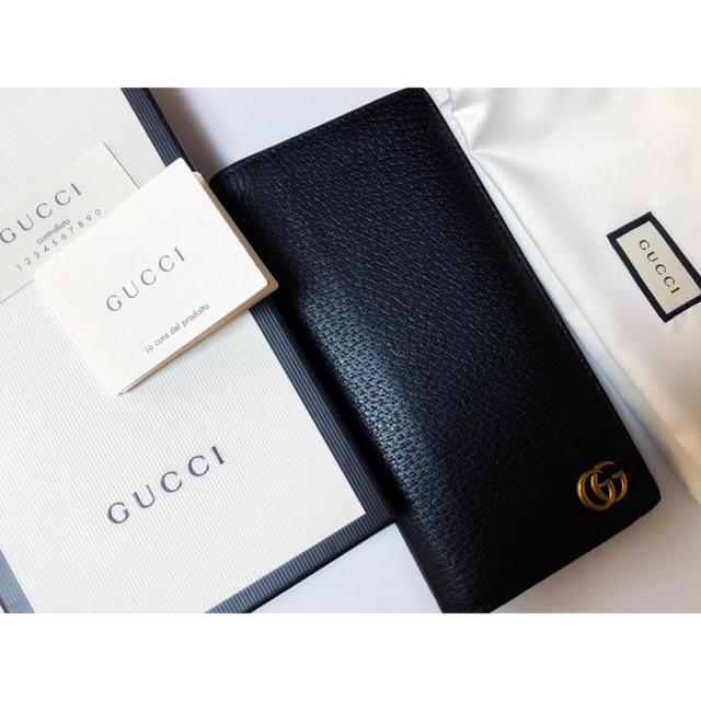 Gucci - GUCCI 長財布の通販 by M's shop