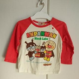 アンパンマン - アンパンマン 長袖Tシャツ 90