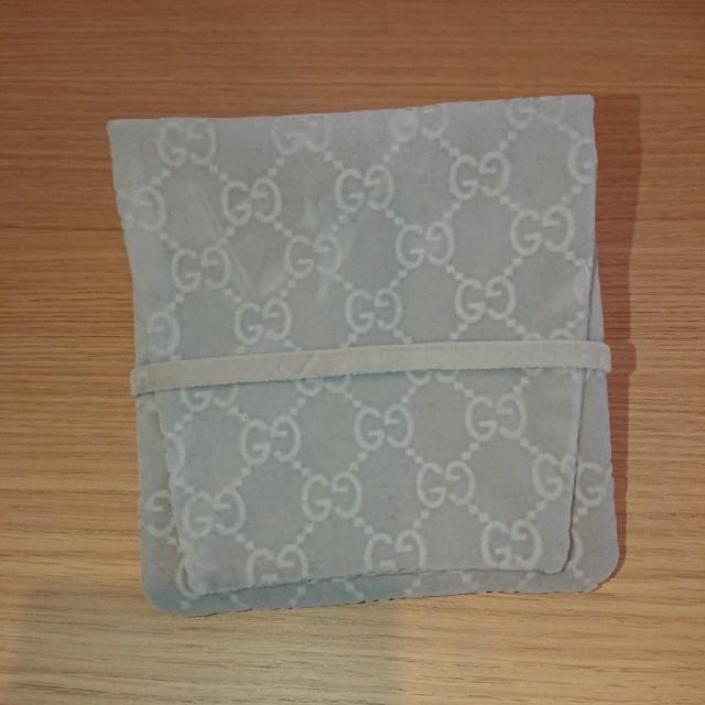 Gucci - GUCCI アクセサリー 袋の通販 by きのか's shop