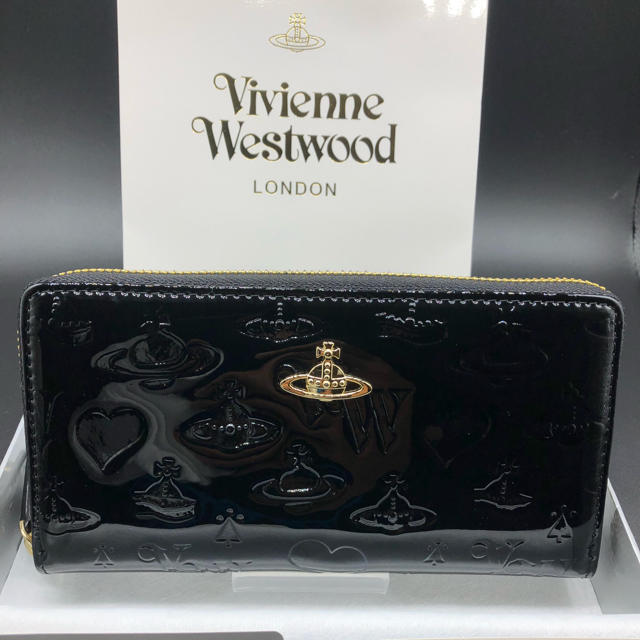 Vivienne Westwood - 【新品・正規品】ヴィヴィアン ウエストウッド 長財布 310 プレゼントの通販 by NY's shop