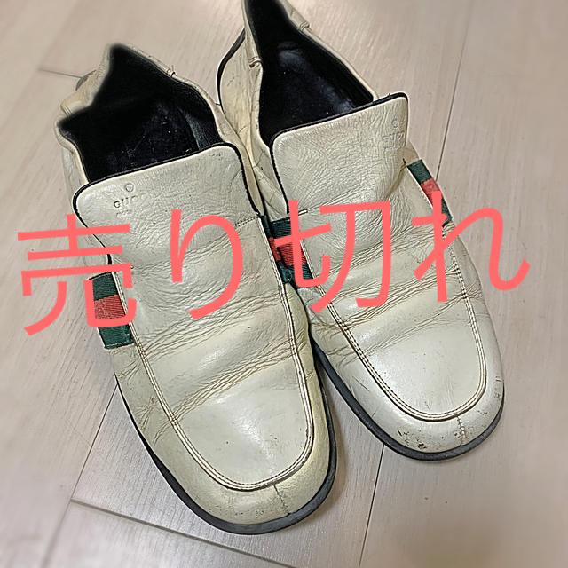 Gucci - GUCCI メンズ靴の通販 by ロイ's shop