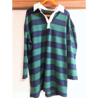 ウィゴー(WEGO)のラガーTシャツ(ポロシャツ)