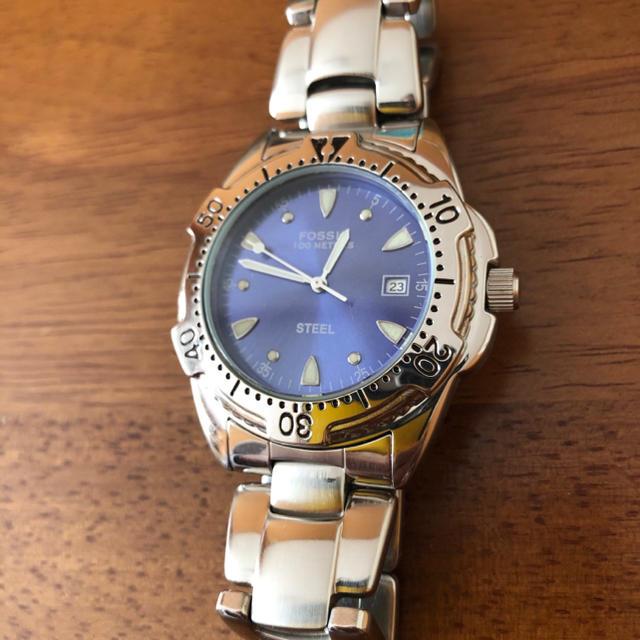 ハミルトン コピー 値段 | FOSSIL - 【美品】フォッシル クウォーツ メンズ腕時計(100m防水)の通販 by ベン