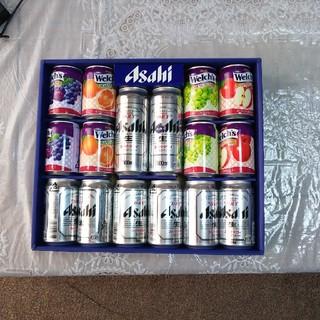アサヒ(アサヒ)のアサヒビール、ウェルチジュース詰め合わせ(ビール)