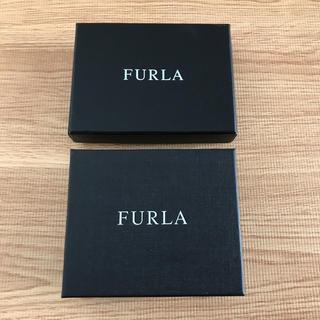 フルラ(Furla)のフルラ  箱 お財布 名刺入れ 空箱(その他)