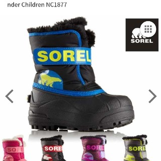 ソレル(SOREL)のSOREL キッズ ブーツ(ブーツ)