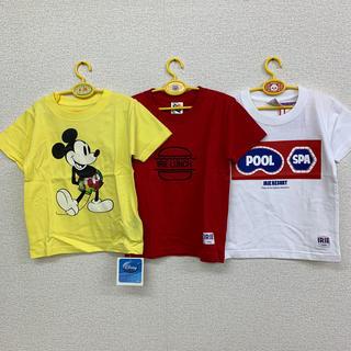 アイリーライフ(IRIE LIFE)の◆新品未使用◆irie life子供用Tシャツ 110サイズ 3枚セット(Tシャツ/カットソー)