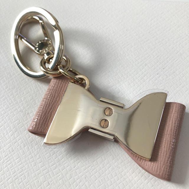 Furla(フルラ)のFURLA キーホルダー リボン レディースのファッション小物(キーホルダー)の商品写真