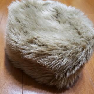 スリーコインズ(3COINS)のコサック ファー 帽子 キッズ(帽子)