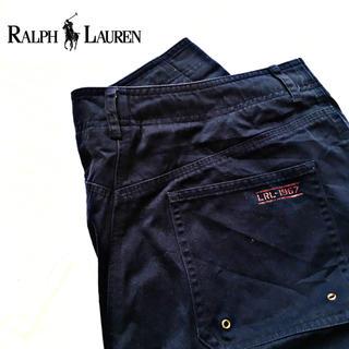 ラルフローレン(Ralph Lauren)のLauren Ralph Lauren ローレンラルフローレン ワークチノパン(チノパン)