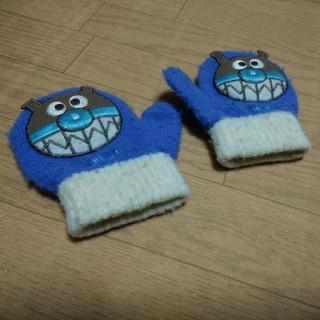 バンダイ(BANDAI)のアンパンマン バイキンマン手袋(手袋)