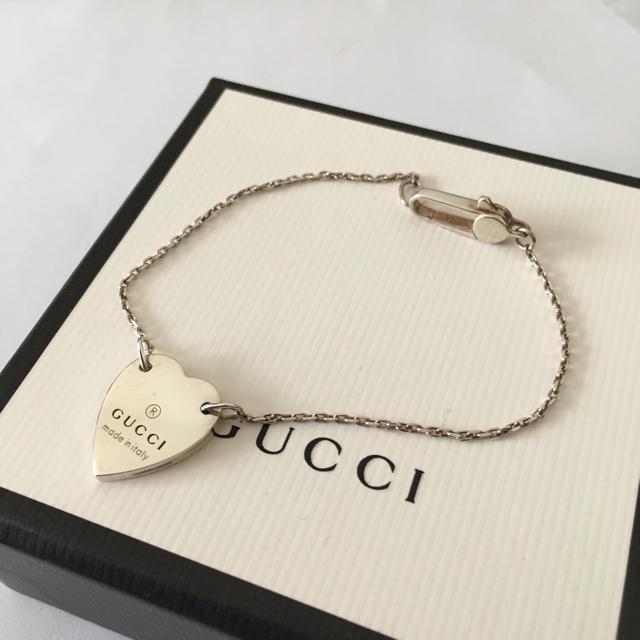 グッチ 時計 偽物 見分け方エピ | Gucci - グッチ ブレスレット gucciの通販 by らくらく