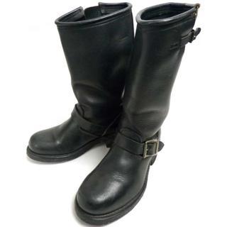 キャロライナ CAROLINA エンジニアブーツ 5E(22.5cm相当)(ブーツ)