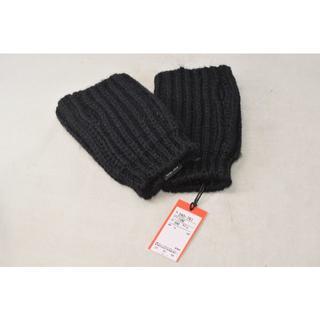 ポールスミス(Paul Smith)の新品未使用☆Paul Smith グローブ 指出し手袋 毛100% 黒(手袋)
