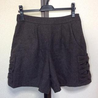 クチュールブローチ(Couture Brooch)のリボン付き☆キュロットパンツ(キュロット)