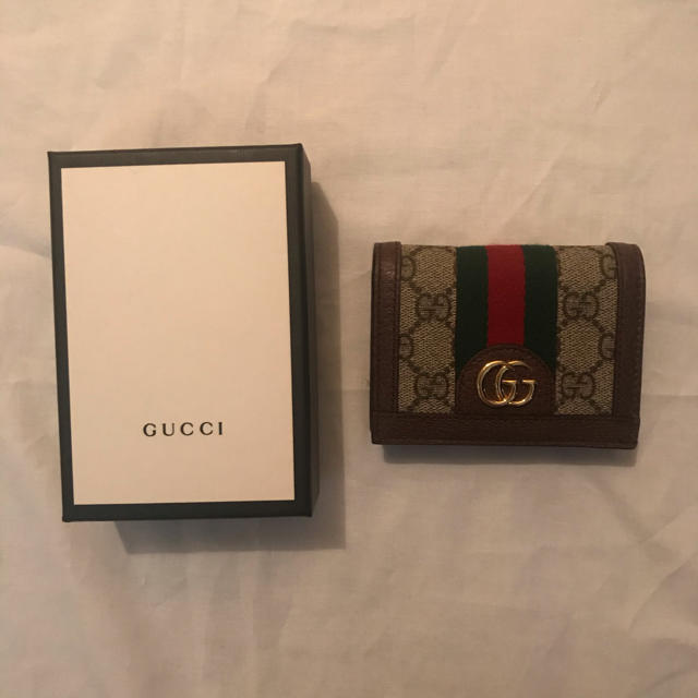 Gucci - (31日��値下�40000→37000)GUCCI ウォレット�通販 by �ん's shop