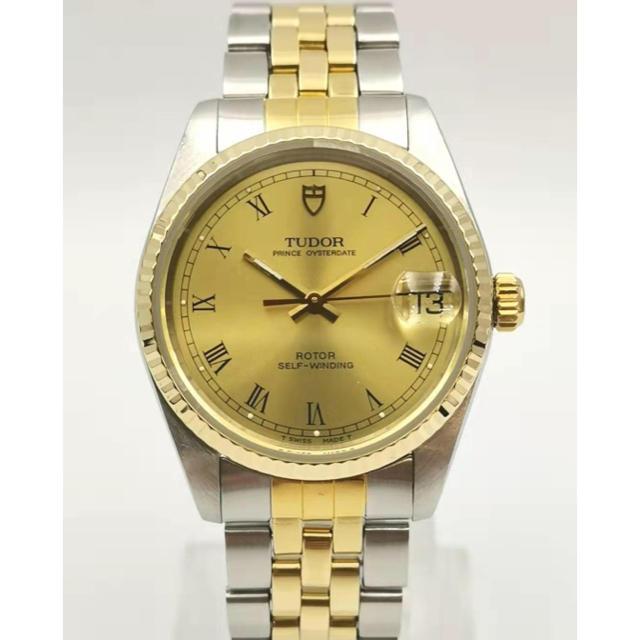 バーバリー キーケース スーパーコピー時計 - Tudor - TUDOR  チュードル 72033 プリンス オイスターデイト 時計の通販 by MAU