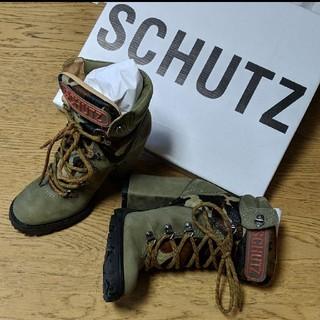 【SCHUTZ】ブーツ 未使用(ブーツ)