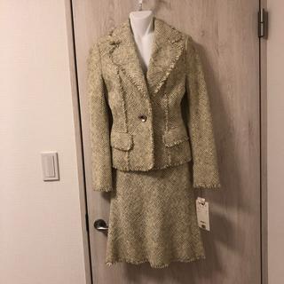 ノーベスパジオ(NOVESPAZIO)のノーベスパジオ   スーツ 新品未使用(スーツ)