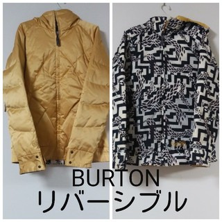 バートン(BURTON)の●BURTON●美品●スノーボード●ジャケット●ウェア(ウエア/装備)