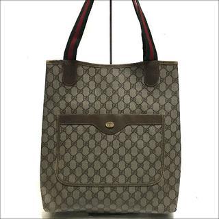 グッチ 財布 コピー 見分け方 | Gucci - 10189 グッチ シェリーライン トートバッグ GG柄 オールドグッチの通販