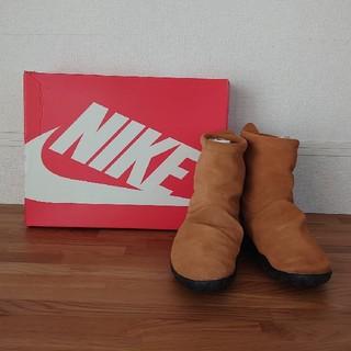 ナイキ(NIKE)のナイキ スエードブーツ(ブーツ)