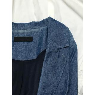 ジーナシス(JEANASIS)のジーンズジャケット (Gジャン/デニムジャケット)