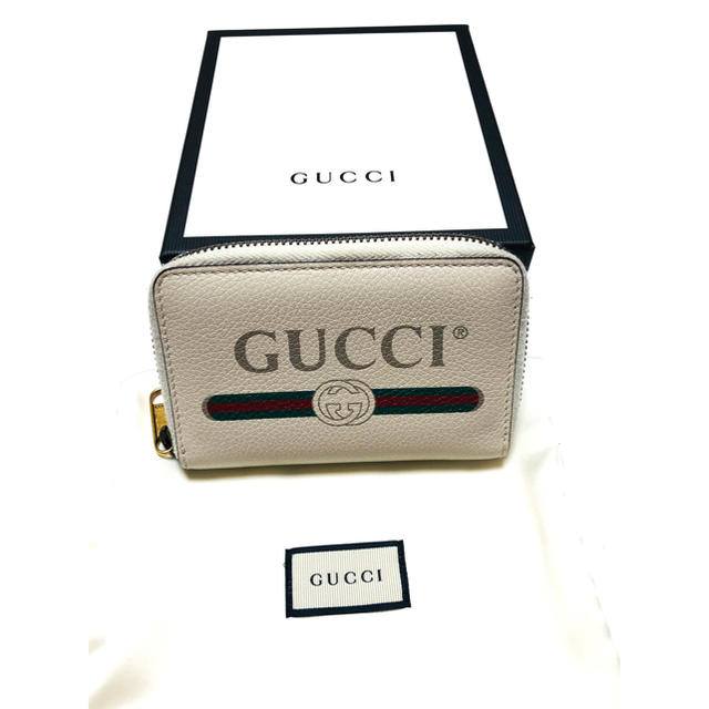 グッチ 7548f 8402 | Gucci - GUCCI/グッチ クルーズ ロゴ コインケース 美品 正規品の通販 by J's shop