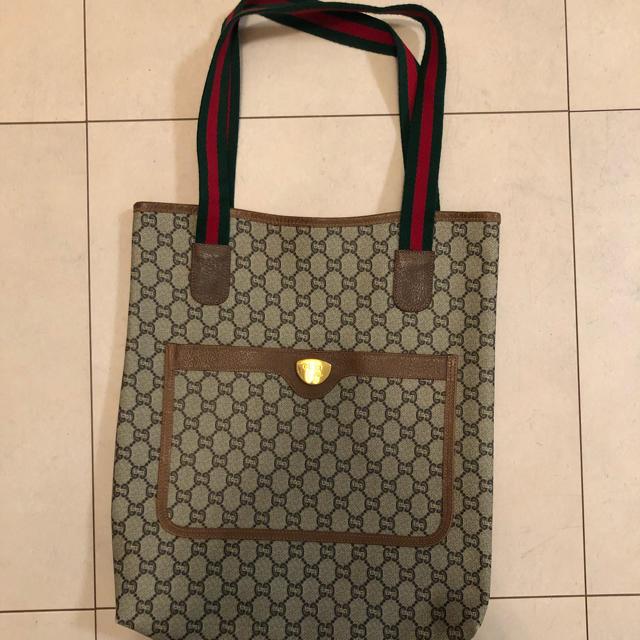 グッチ ベルト ベルト 通贩 | Gucci - GUCCIプラス トートバッグの通販 by ピノ's shop