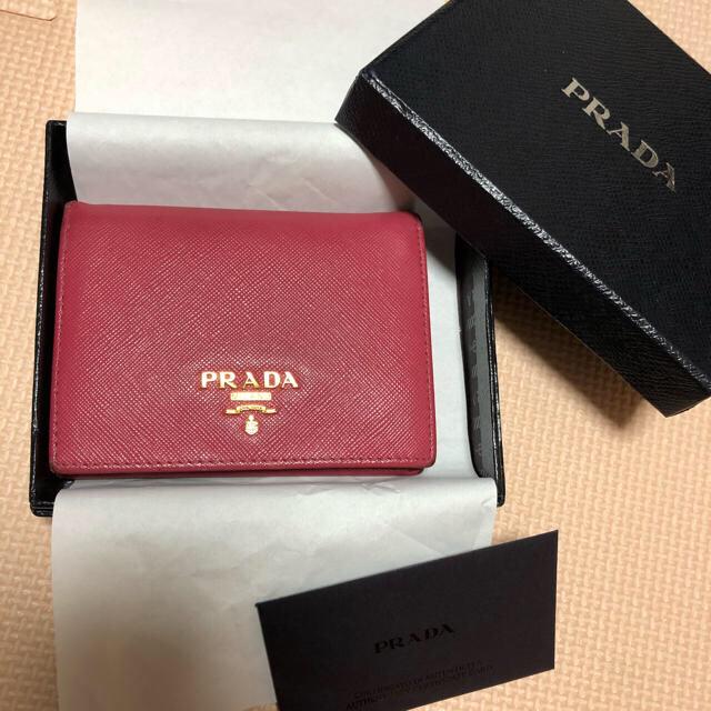 スーパー コピー ブレゲ 時計 正規取扱店 | PRADA - prada 二つ折り財布 値下げ不可の通販 by ♡