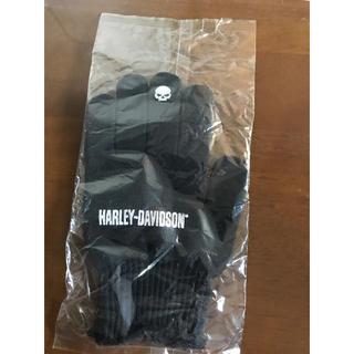 ハーレーダビッドソン(Harley Davidson)のハーレーダビットソン 手袋(手袋)