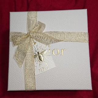 クリスチャンディオール(Christian Dior)の【Dior】ギフトボックス 大 非売品(ラッピング/包装)