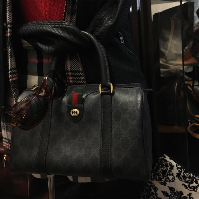 グッチ コピー ピアス | Gucci - 正規品オルドグッチボストンバッグの通販 by セールケント