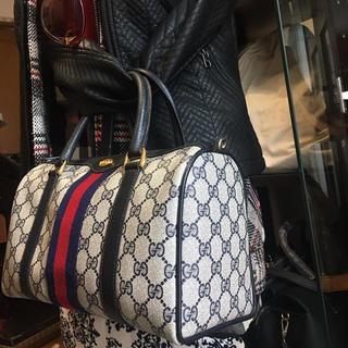 Gucci - 正規品オルドボストンバッグ