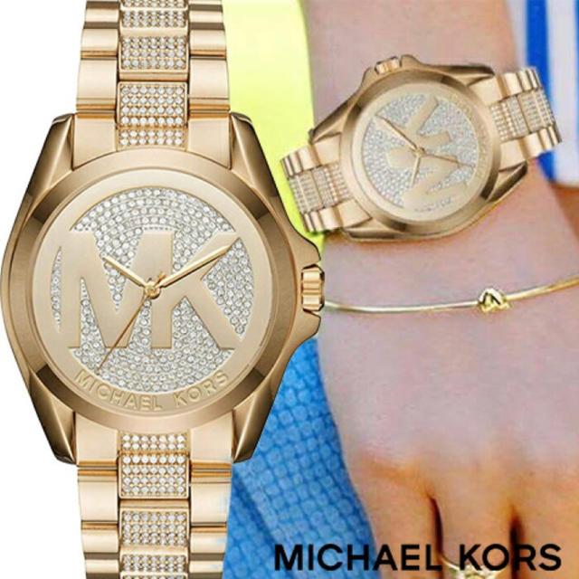 ガガミラノ 時計 偽物楽天 、 Michael Kors - Michael Kors Womens MK6487 マイケルコース 時計の通販 by sasuke's hub