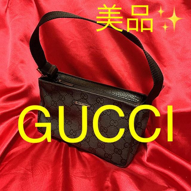 キャスキッドソン 財布 偽物 見分け方グッチ - Gucci - 美品  GUCCI ハンドバッグ^_^の通販 by クイーン's shop